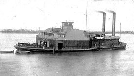 USS General Price on January 1, 1864