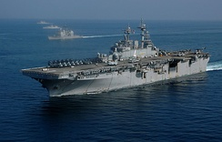 Bahrain is the headquarters of the U.S. Navy's Fifth Fleet responsible for naval forces in the Persian Gulf.