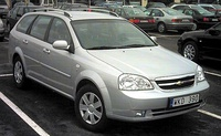 Chevrolet Lacetti hatchback (Europe)