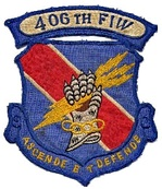 Emblem of the 406th Fighter-Bomber Wing
