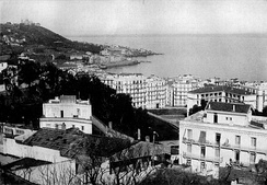 City and harbour of Algiers, c. 1921