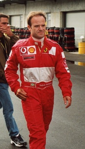 Schumacher's teammate, Rubens Barrichello, finished the season ranked third.