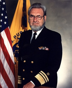 C. Everett Koop, Surgeon General of the United States from 1982 to 1989
