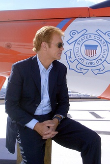 David Caruso as Horatio Caine, November 2004