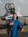 Francisco Rubio (astronaut) is a NASA astronaut candidate of the class of 2017 and a Battalion surgeon.He served as a UH-60 Blackhawk helicopter pilot and was deployed to Bosnia, Afghanistan, and Iraq