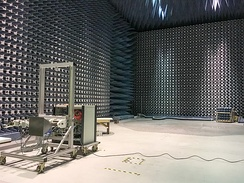 An Anechoic chamber at INPE