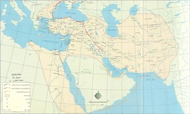 The Achaemenid Empire in the 5th century BCE was the largest empire in history by percentage of world population.[85]