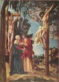 The Crucifixion of Christ by Lucas Cranach the Elder.