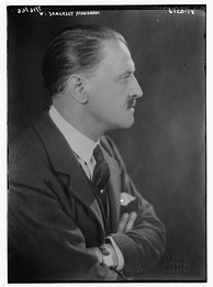 Maugham early in his career