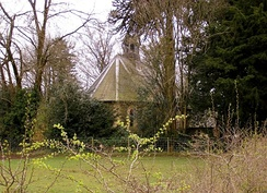 The chapel in Nant Glas