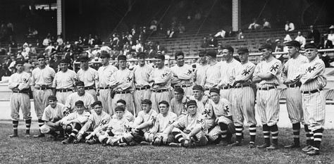 1912 New York Giants