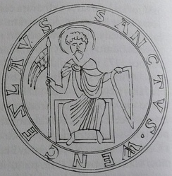 Seal of Wenceslaus I