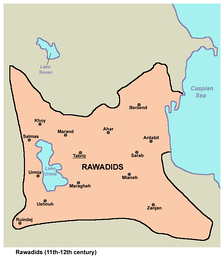 Rawadids (11th–12th century).