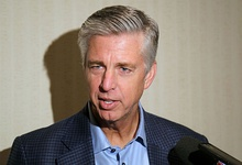 Red Sox President of Baseball Operations David Dombrowski (23655867925).jpg