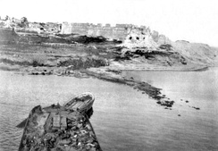 Landing at Cape Helles, at Gallipoli