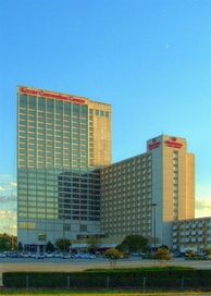 Sheraton Four Seasons – Joseph S. Koury Convention Center