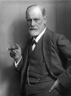 Ideas about magic were also promoted by Sigmund Freud