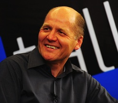 CEO Sigve Brekke, who heads the Telenor Group since August, 2015.