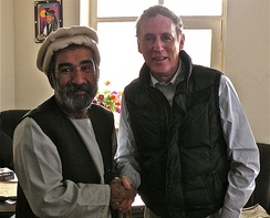 Stearns, Co-Chair of the Congressional Air Force Caucus, led a delegation to Afghanistan in December 2009. He met with Haji Abdul Jabbar, the district governor of Arghandab district.  Jabbar was assassinated by the Taliban in June 2010