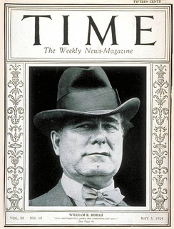 Time cover, 5 May 1924