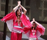 Turkish folk dancers at the annual Chicago Turkish Festival[441]