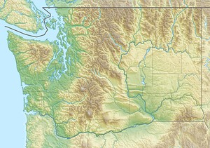 Lewis River (Washington) is located in Washington (state)