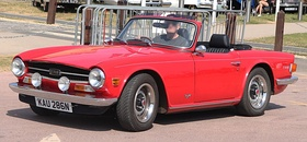 1975 Triumph TR6 Injection 2.5 Front.jpg