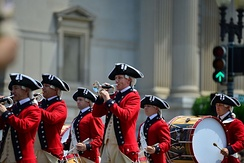 Independence Day Parade in Washington, D.C.