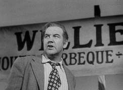 Crawford as Willie Stark in All the King's Men