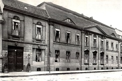 Foreign Office on Wilhelmstraße 76, about 1880