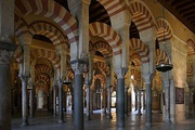 Arcades of the Mosque–Cathedral of Córdoba