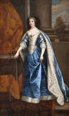 Catherine of Braganza, 1665