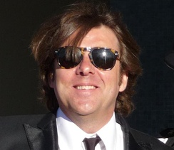 Jonathan Ross at the BAFTA Awards in 2009