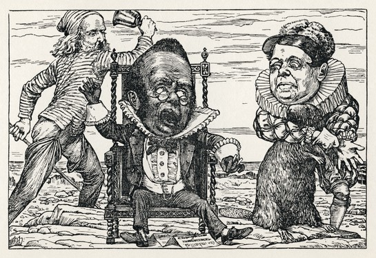 Lewis Carroll - Henry Holiday - Hunting of the Snark - Plate 9.jpg