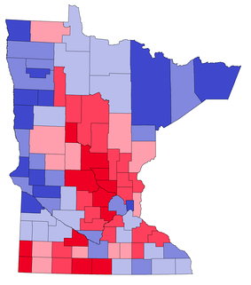 MN House Elections 2016, by county