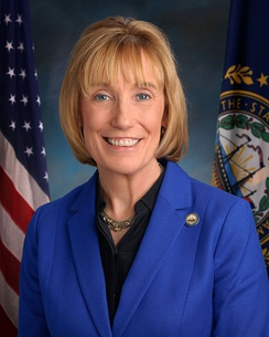 Maggie Hassan, United States Senator and former Governor of New Hampshire