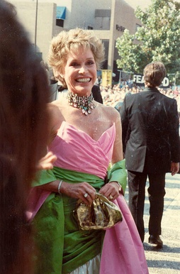 Moore at the 40th Primetime Emmy Awards (1988)