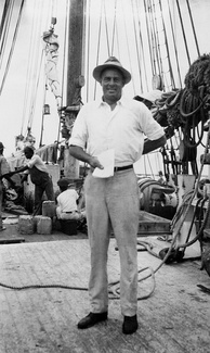 Rum-runner William S. McCoy, Florida area from 1900 to 1920.