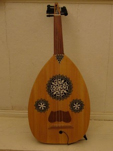 Arabic oud from Egypt