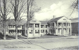 Maple Shade Inn (1908 postcard)