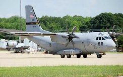 135th Airlift Squadron - C-27J Spartan