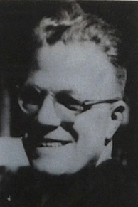 Jesuit Alfred Delp, member of the Kreisau Circle that operated within Nazi Germany; he was executed in February 1945.[141][verification needed]
