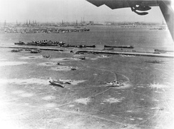 German losses on Waalhaven airfield were limited.