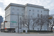 Knights of Pythias Temple (Union Bankers Building), Deep Ellum