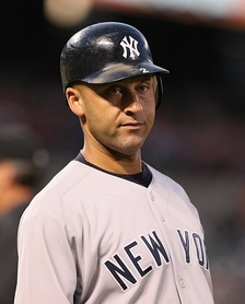 Derek Jeter became the Yankees' all-time hit leader September 11, 2009