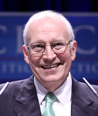 Cheney speaking at CPAC in February 2011