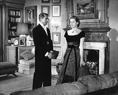 With Cary Grant in Indiscreet (1957)