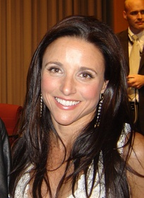 Louis-Dreyfus representing her role from TNAOC at the Museum of Television & Radio in April 2007
