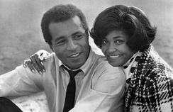 Haynes with guest star Nancy Wilson  (1970)