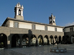 Melkite Greek Catholic Patriarchal Cathedral in Damascus